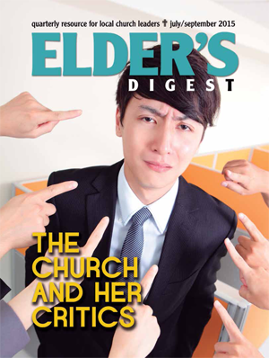 Elder's Digest Subscription (3-year) cover image