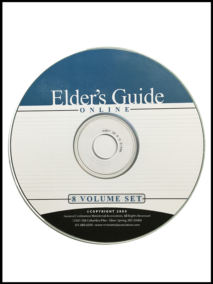 Elder's Guide 8-Volume Set cover image