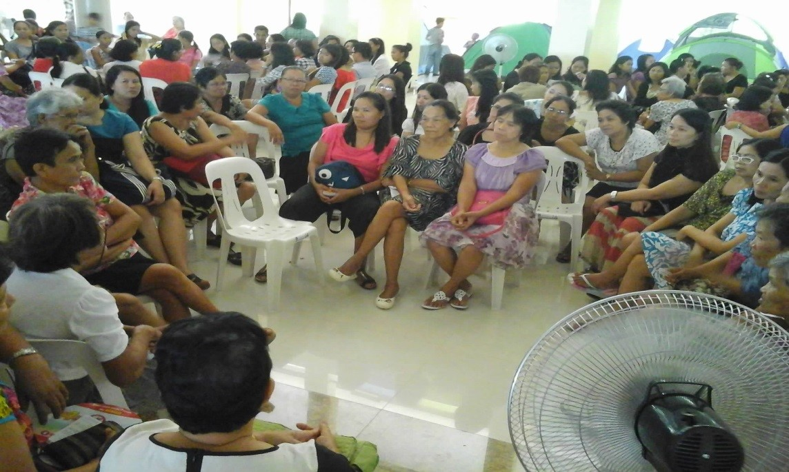 2015 October SSD Central Philippines - Care Group Ministry